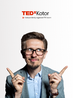 Piotr Prokopowicz is speaker at TEDxKotor
